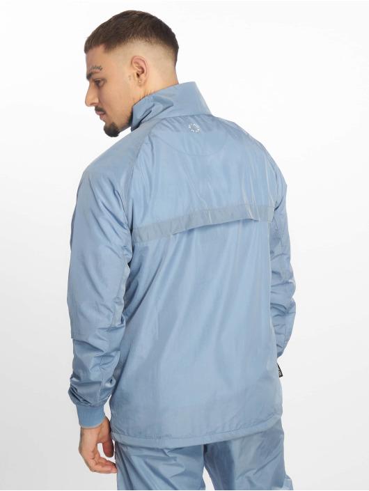 UNFAIR ATHLETICS Демисезонная куртка Light Carbon Windrunner синий