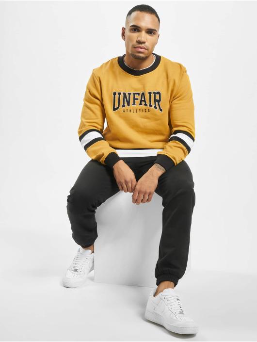 UNFAIR ATHLETICS Пуловер College желтый