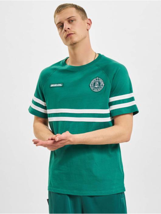 UNFAIR ATHLETICS Футболка Dmwu Bottle зеленый