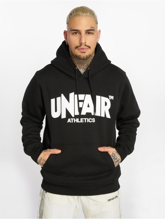 UNFAIR ATHLETICS Bluzy z kapturem Classic Label czarny