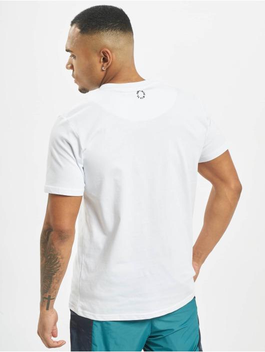 UNFAIR ATHLETICS Camiseta Supplement blanco