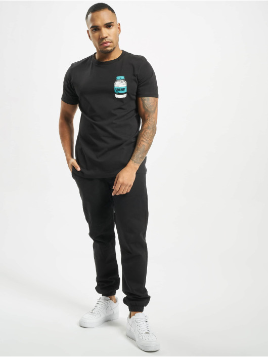 UNFAIR ATHLETICS Camiseta Supplement negro