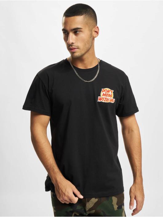 UNFAIR ATHLETICS Camiseta Cartoon negro