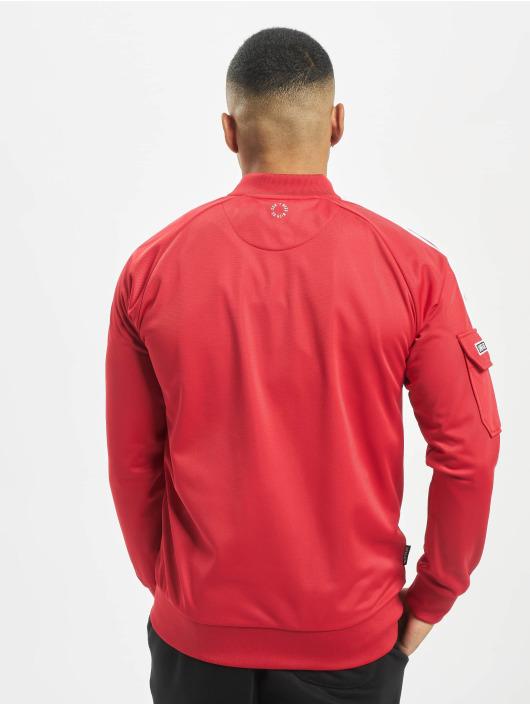 UNFAIR ATHLETICS Giacca Mezza Stagione Dmwu Pocket rosso