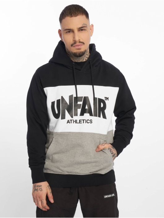 UNFAIR ATHLETICS Hoody Classic Label schwarz