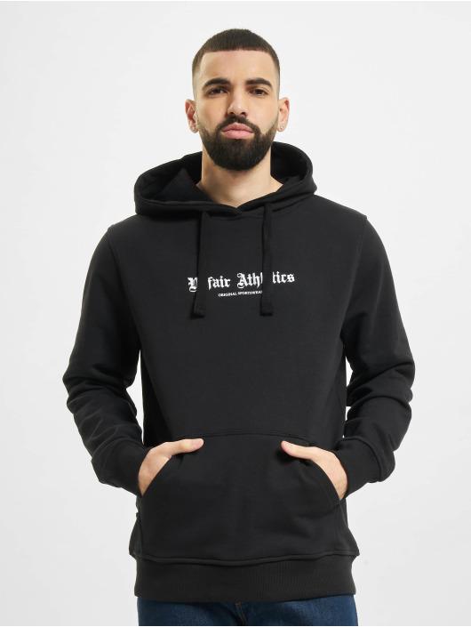 UNFAIR ATHLETICS Hoody Og Sportswear schwarz