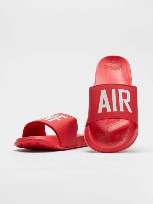 UNFAIR ATHLETICS Japonki Unfair Sandals czerwony