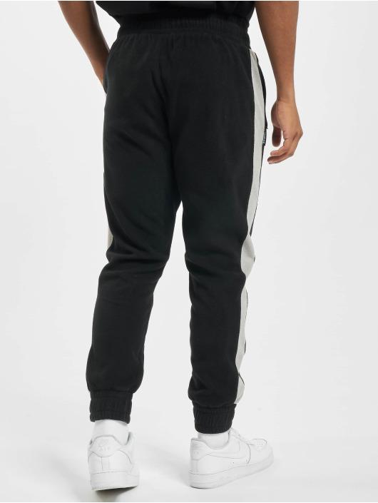 UNFAIR ATHLETICS Jogginghose DMWU Patch Fleece schwarz