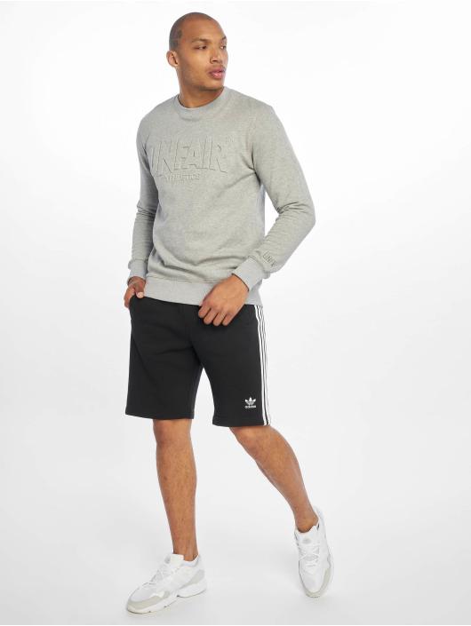 UNFAIR ATHLETICS Jumper Classic Label 3D grey
