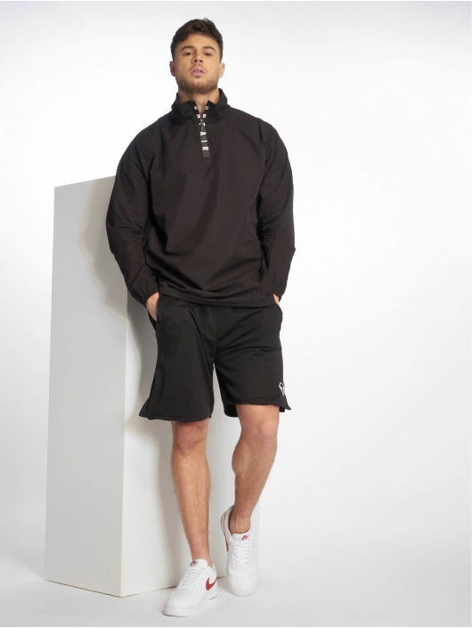 UNFAIR ATHLETICS Lightweight Jacket Storm Overshirt black