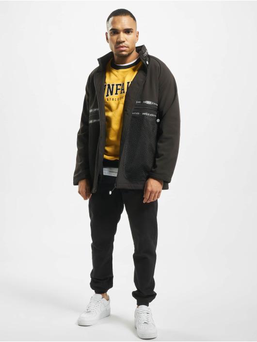 UNFAIR ATHLETICS Lightweight Jacket Softshell black