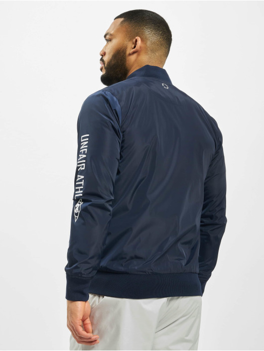 UNFAIR ATHLETICS Lightweight Jacket Hash Windrunner blue