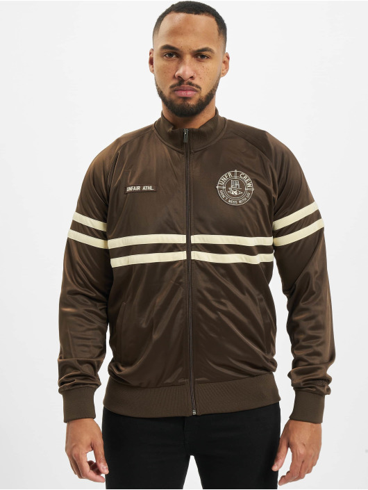 UNFAIR ATHLETICS Lightweight Jacket DMWU brown