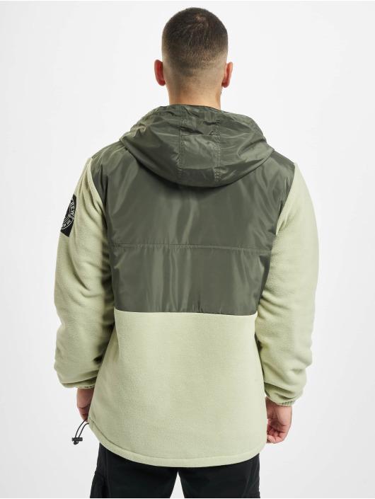 UNFAIR ATHLETICS Lightweight Jacket Fleecerunner green