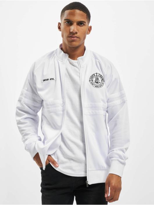 UNFAIR ATHLETICS Lightweight Jacket DMWU white