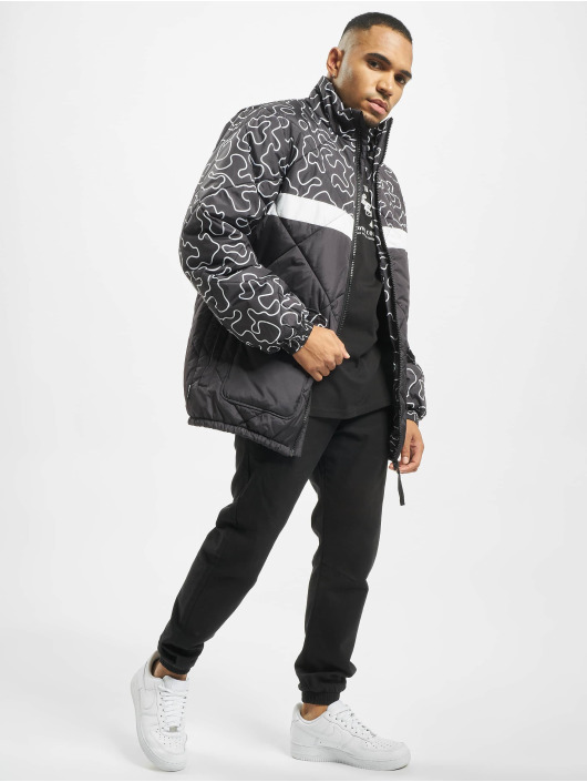 UNFAIR ATHLETICS Puffer Jacket Dmwu black
