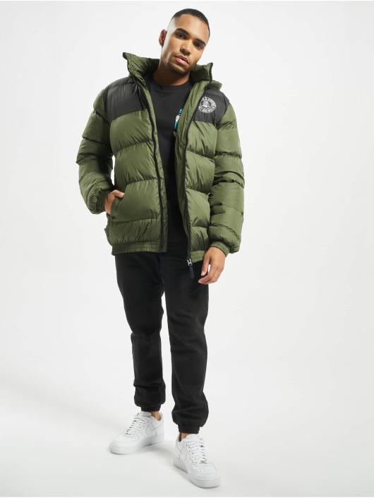 UNFAIR ATHLETICS Puffer Jacket Dmwu green