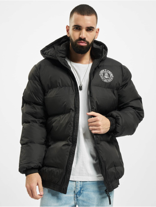 UNFAIR ATHLETICS Puffer Jacket DMWU schwarz