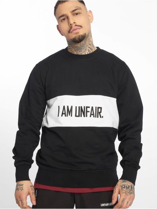 UNFAIR ATHLETICS Pullover I Am Unfair black