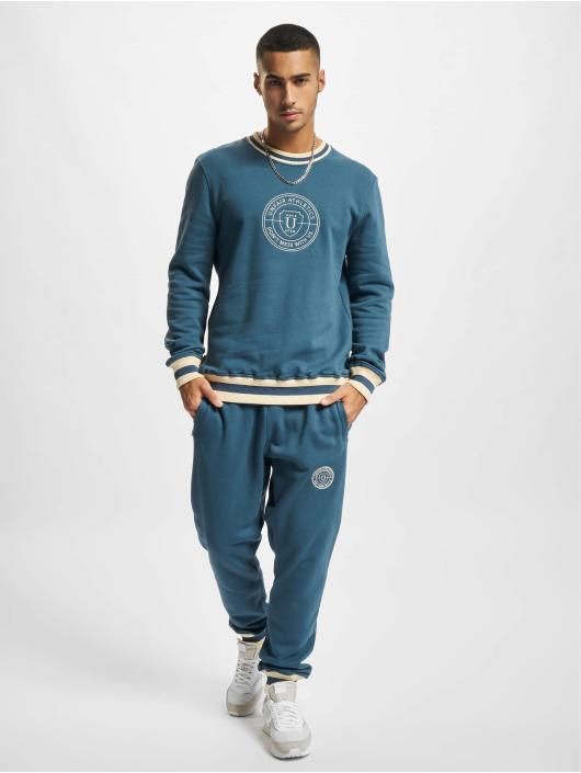 UNFAIR ATHLETICS Pullover Fraternity blue