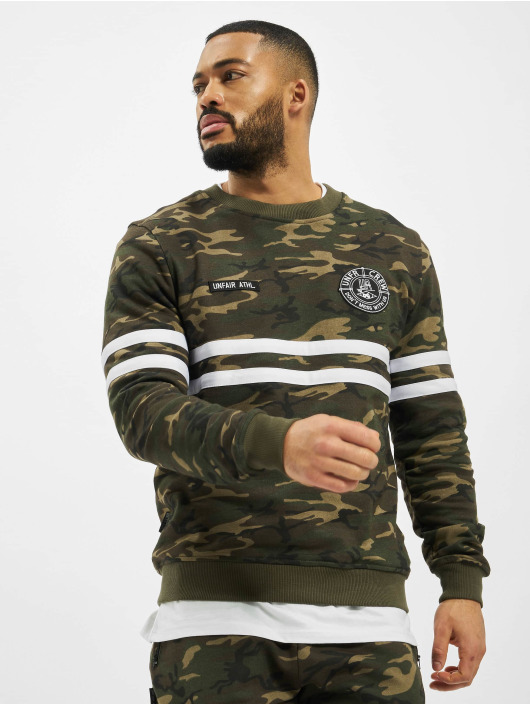 UNFAIR ATHLETICS Pullover Dmwu Jungle camouflage