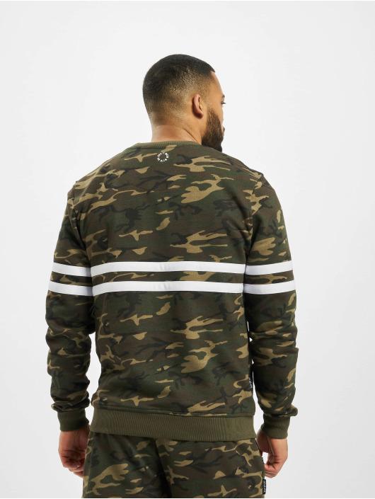 UNFAIR ATHLETICS Pullover Dmwu Jungle camouflage