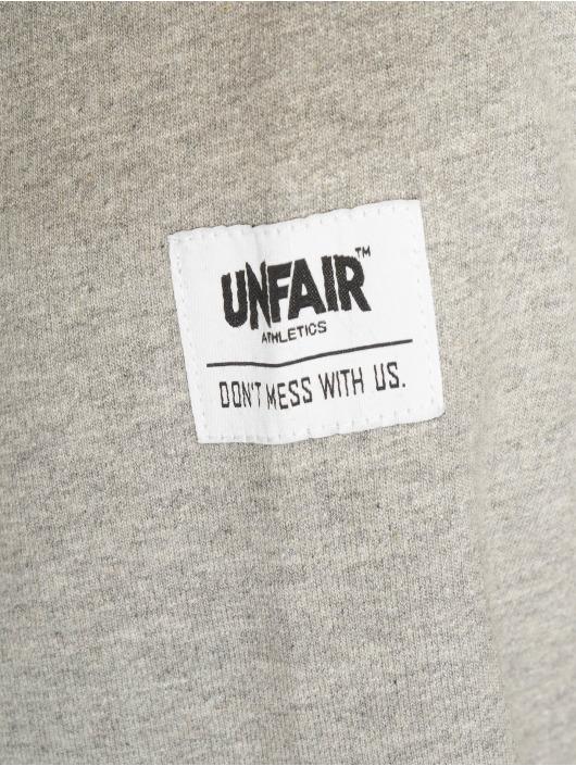 UNFAIR ATHLETICS Pullover Never Rat grau