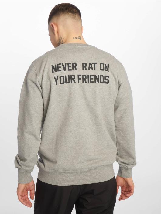 UNFAIR ATHLETICS Pullover Never Rat gray