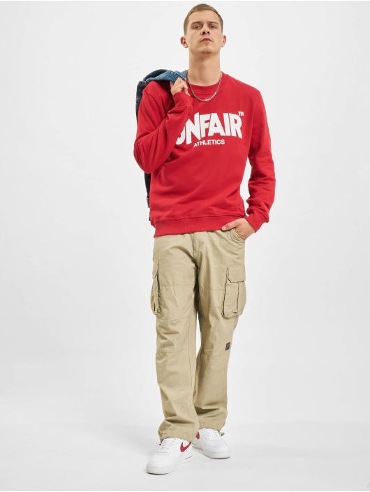 UNFAIR ATHLETICS Pullover Classic Label red