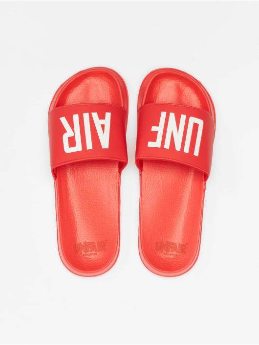 UNFAIR ATHLETICS Sandalen Unfair Sandals rot