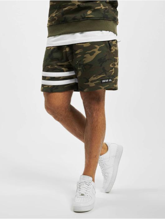UNFAIR ATHLETICS Short Dmwu Jungle camouflage