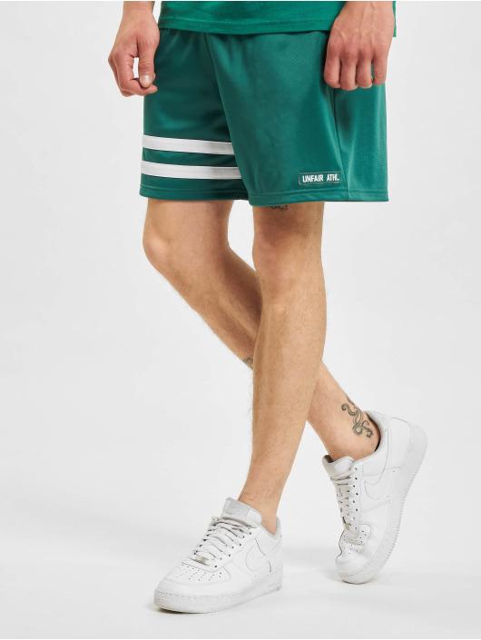 UNFAIR ATHLETICS shorts Dmwu Athl. groen