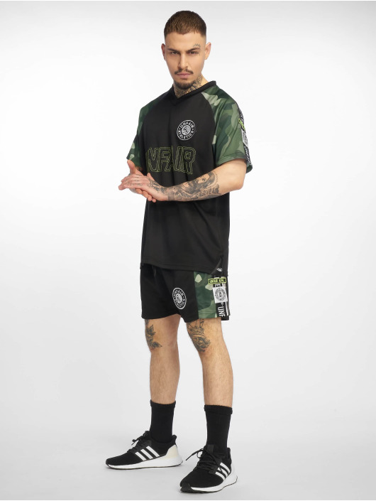 UNFAIR ATHLETICS Shorts Football svart