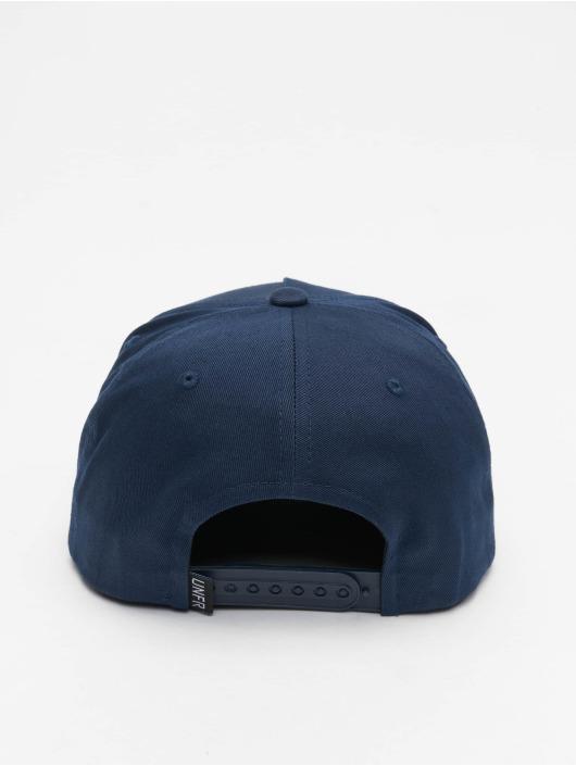 UNFAIR ATHLETICS Snapback Caps Classic Label niebieski