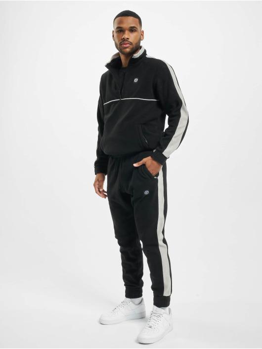 UNFAIR ATHLETICS Spodnie do joggingu DMWU Patch Fleece czarny