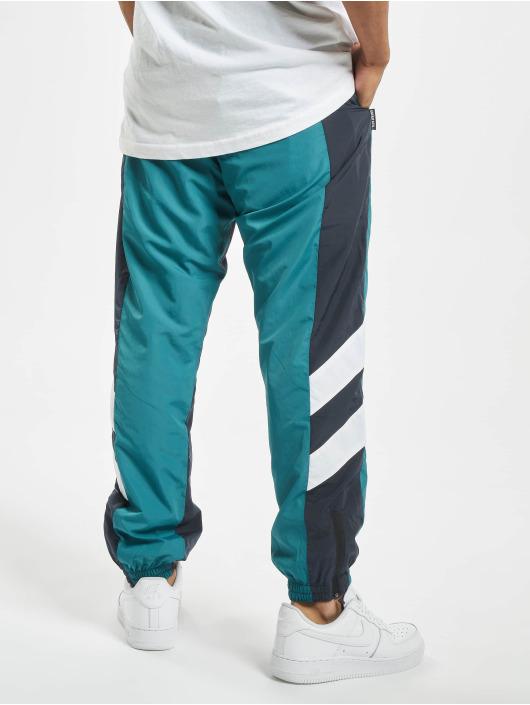 UNFAIR ATHLETICS Spodnie do joggingu Dmwu Oldschool niebieski