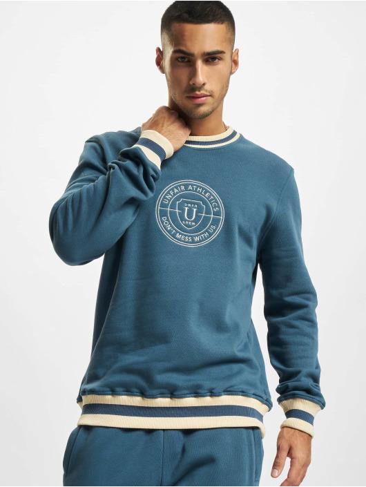 UNFAIR ATHLETICS Swetry Fraternity niebieski