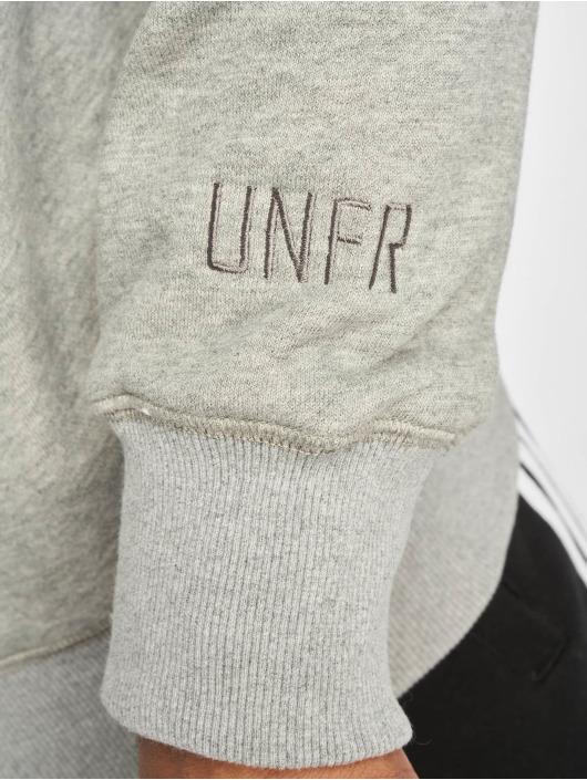UNFAIR ATHLETICS Swetry Classic Label 3D szary