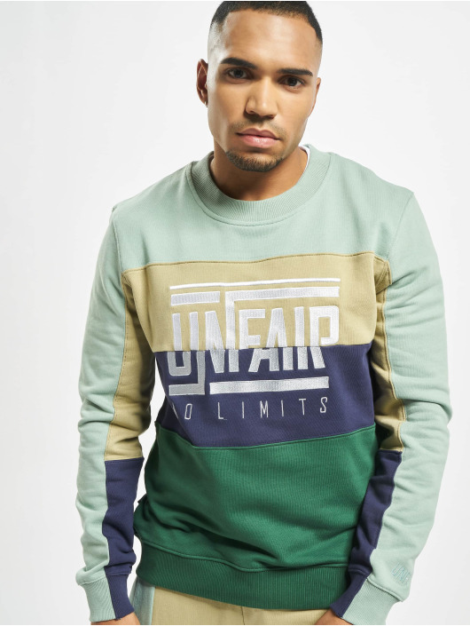 UNFAIR ATHLETICS Swetry No Limit zielony