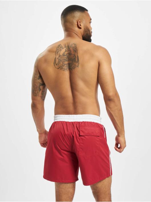 UNFAIR ATHLETICS Swim shorts Classic Label red