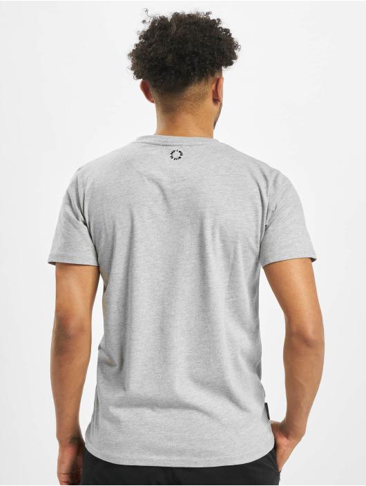 UNFAIR ATHLETICS T-paidat Classic Label harmaa