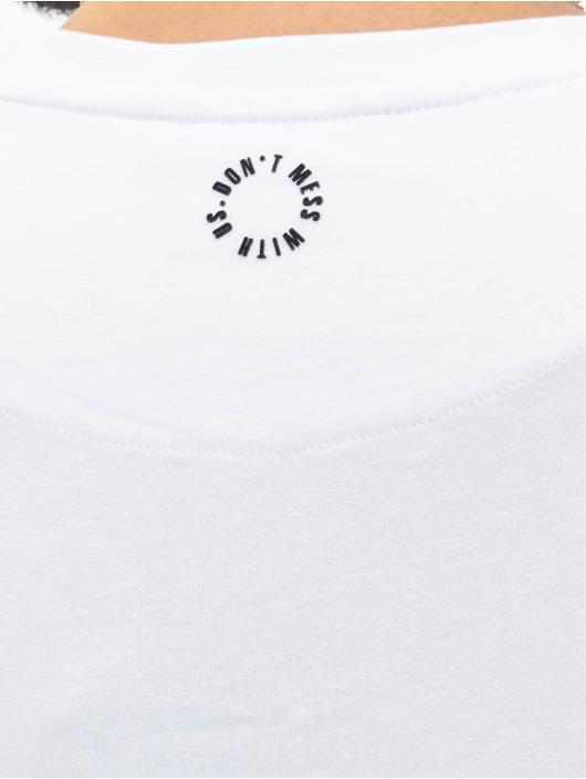 UNFAIR ATHLETICS T-paidat Classic Label '19 valkoinen