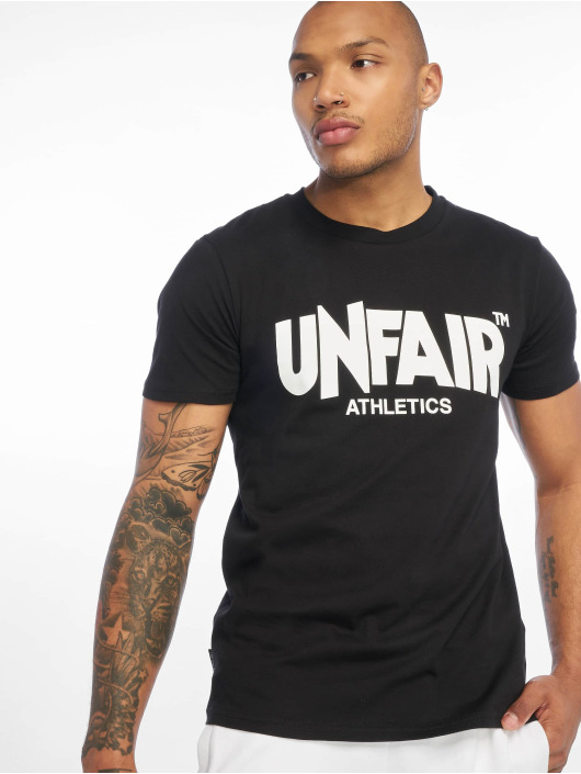UNFAIR ATHLETICS T-Shirt Classic Label '19 black