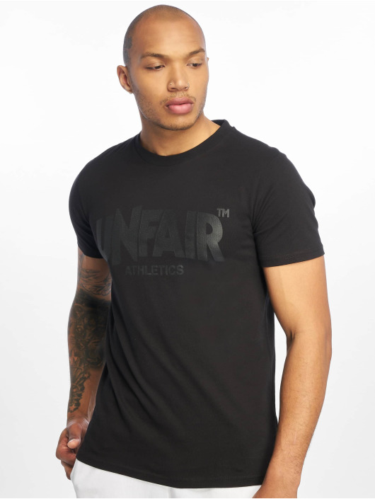 UNFAIR ATHLETICS T-Shirt Classic Label black