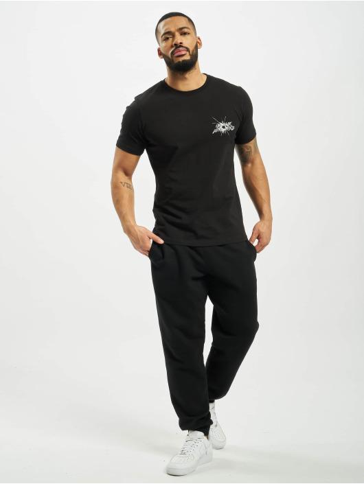 UNFAIR ATHLETICS T-Shirt Anywhere Anytime black