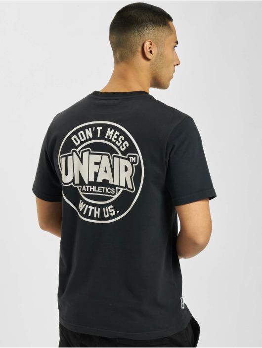 UNFAIR ATHLETICS T-Shirt Classic black