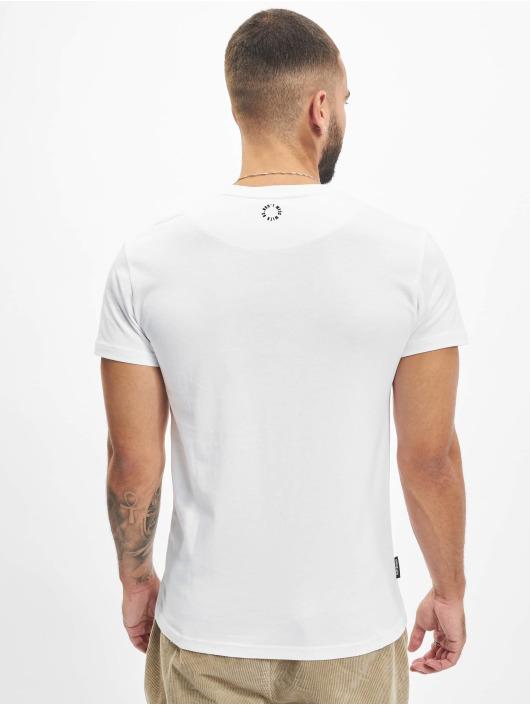 UNFAIR ATHLETICS T-Shirt Classic Label '19 blanc