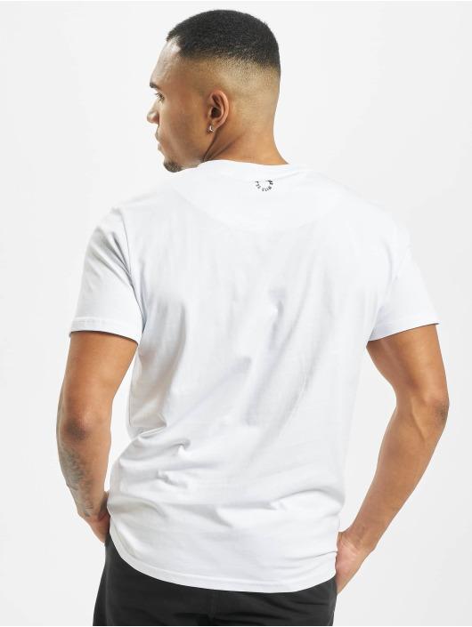 UNFAIR ATHLETICS T-Shirt Fooled blanc