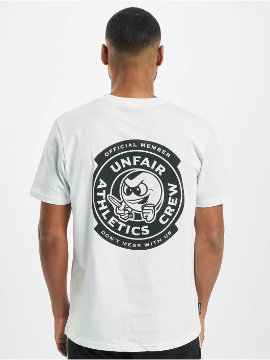 UNFAIR ATHLETICS T-Shirt PB Knife blanc