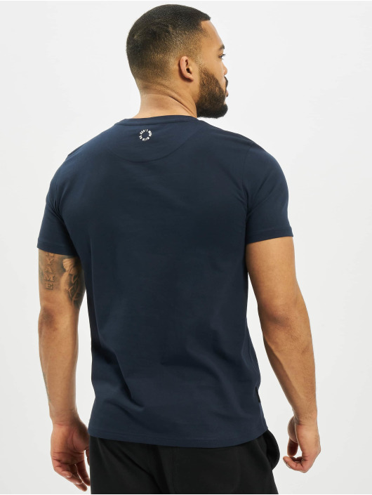 UNFAIR ATHLETICS T-Shirt Pb Emblem blau